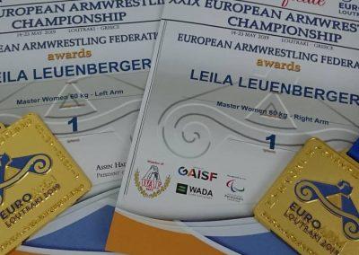 Leila Leuenberger